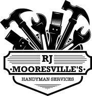 RJ Mooresville's Handyman Services Logo